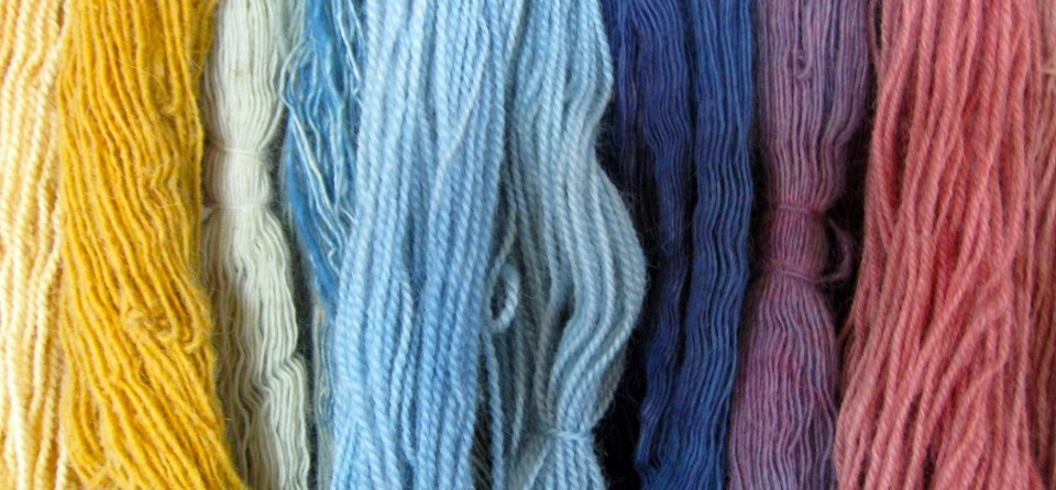 A Weaver's Palette of Natural Dyes