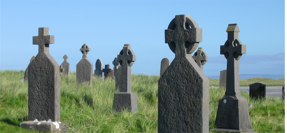 Celtic Crosses, Ireland